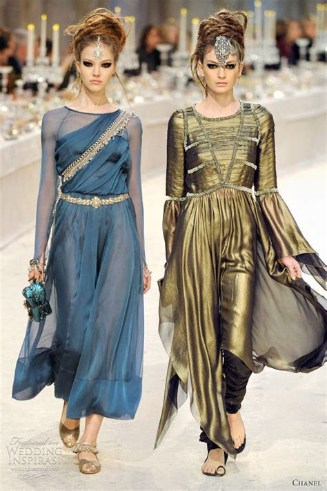 Chanel Pre Fall 2012 Collection ? Paris Bombay   Wedding