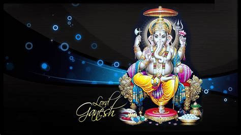 Hindu God Ganesha Image For Free Download   Lord Ganesha