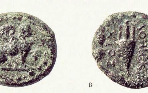Οι Σφίγγες της Αμφίπολης ήταν χαραγμένες σε αρχαία νομίσματα