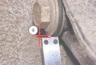 статья про Проверка технического состояния деталей передней подвески на автомобиле ВАЗ 2106