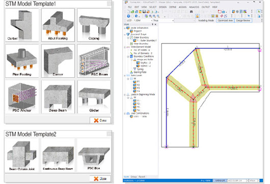 AStrutTie – A powerful software for structural analysis and design | AStrutTie 2017