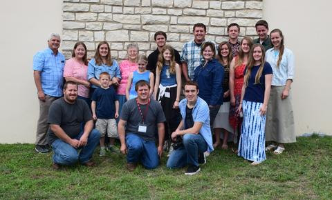 Texas Church Hosts First Journey to the Heart for Congregations