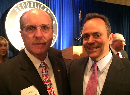 Kentucky Gov Bevin Supports Elliott for 54th District Special Election | Boyle County Republican Party