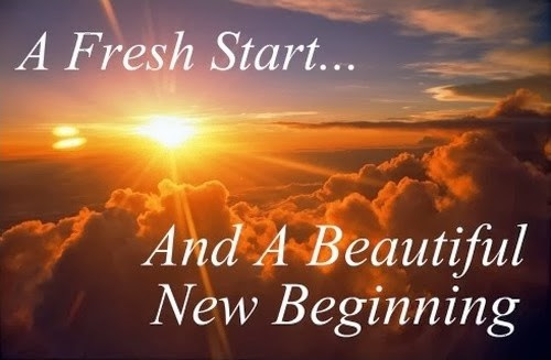 New Day Fresh Start Quote Quote Number 606315 Picture Quotes
