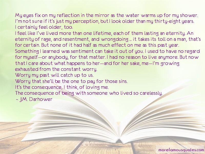 I Gave My Past Care Quotes Quote Genius Quotes