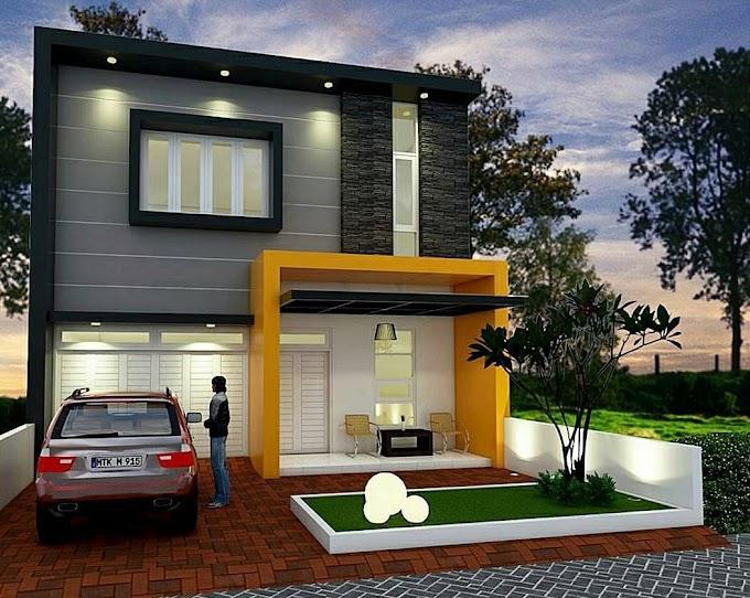 Desain Rumah Kebun Minimalis   Ide Rumah Minimalis