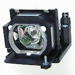 Mitsubishi VLT-SL6LP Assembly Lamp with High Quality Projector Bulb Inside