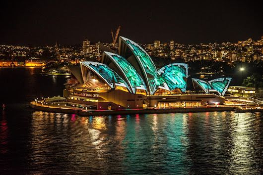 Vivid Sydney! A Feast of Light, Music, and Ideas