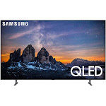 "Samsung Q80 Series QN55Q80RAF - 55"" QLED Smart TV - 4K UltraHD"