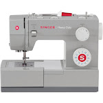 Singer Heavy Duty 4423 - Sewing machine - 23 stitches - 1 one-step buttonhole
