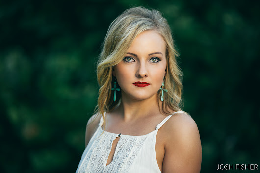 Kassie | Lone Grove High School Senior Portraits by Josh Fisher - Oklahoma Photographer for Weddings and Senior Portraits - Josh Fisher
