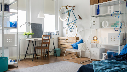 4 Tricks for Sneaking Storage Into Small Spaces