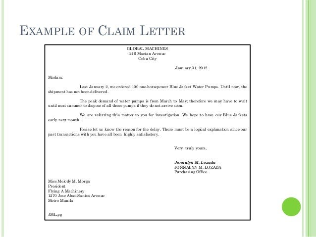 Authorization Letter Sample Claiming Back Pay