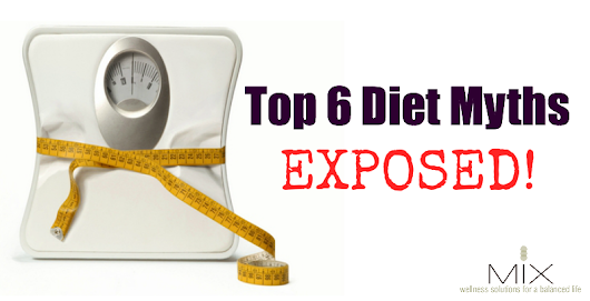 Top 6 Diet Myths EXPOSED!