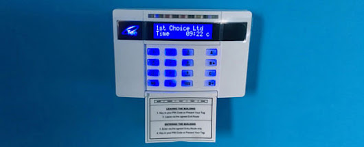 Hertford Intruder Alarm Systems | Commercial & Home Security Systems