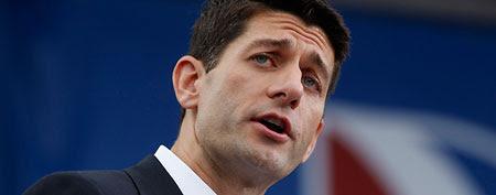 Republican VP choice Paul Ryan (Reuters)
