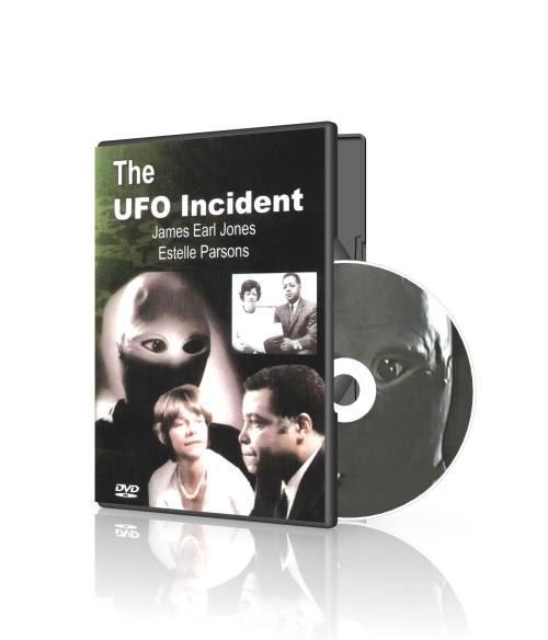 """Il dvd di """"The UFO Incident"""" difficilmente reperibile anche on-line."""