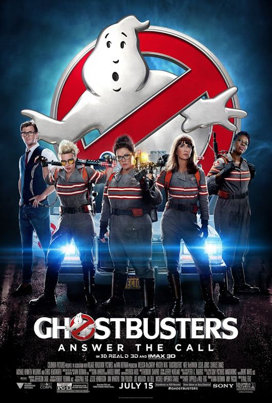 #50. Ghostbusters (2016) — A Shoot the WISB Subcast