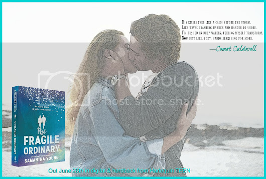 Release Blitz: THE FRAGILE ORDINARY by Samantha Young—Excerpt + Giveaway