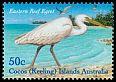 Cl: Pacific Reef-Heron (Egretta sacra) SG 397 (2003)