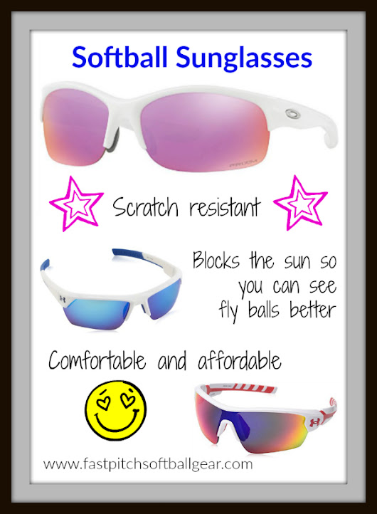 Best Fastpitch Softball Sunglasses To Keep You Competing