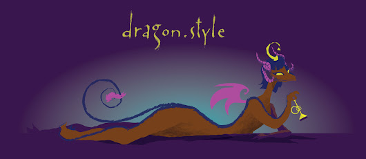 Dragon Style is open for business!