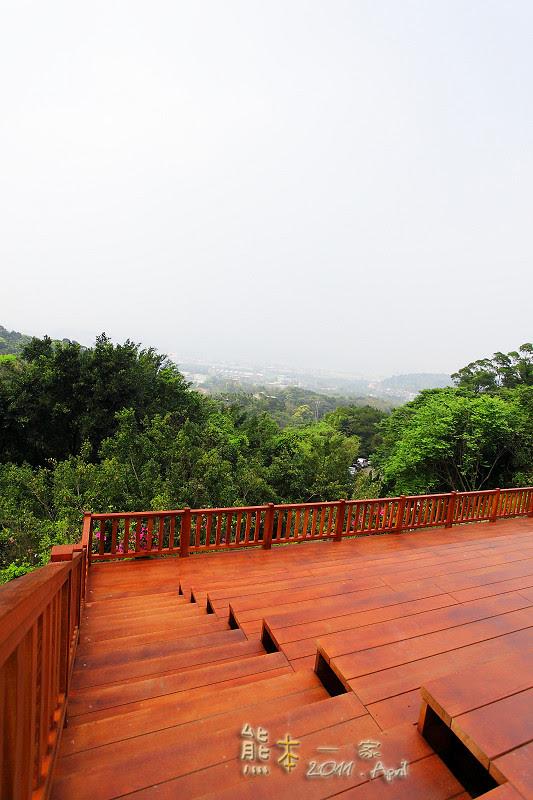 法鼓山天南寺 遠眺北大特區景點