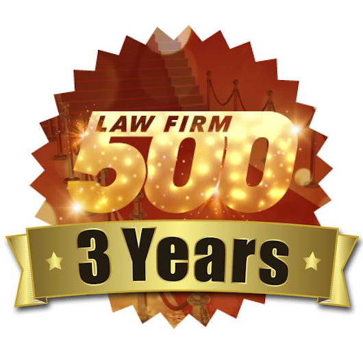 Law Firm 500 Honoree: Fastest Growing Law Firms in America
