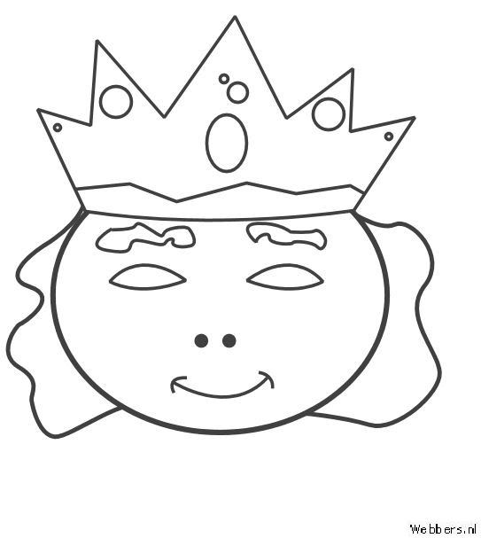 Masker_Koning