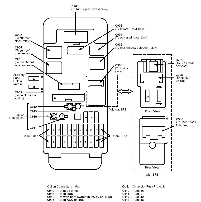 Diagram 1998 Honda Prelude Fuse Diagram Full Version Hd Quality Fuse Diagram Musicwiring Intoparadiso It