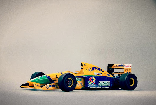 F1 Car for Sale – 1991 Benetton B191/191B - Retro Race Cars