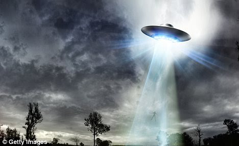 Beam me up: Days before he was killed, JFK wrote to the CIA demanding access to their files about UFOs
