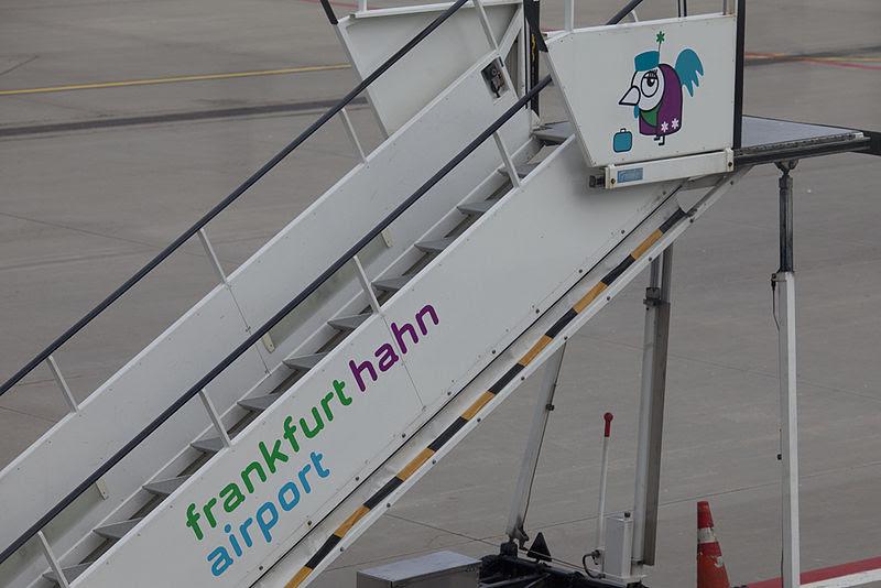 Ffh Ankunft Flughafen Frankfurt