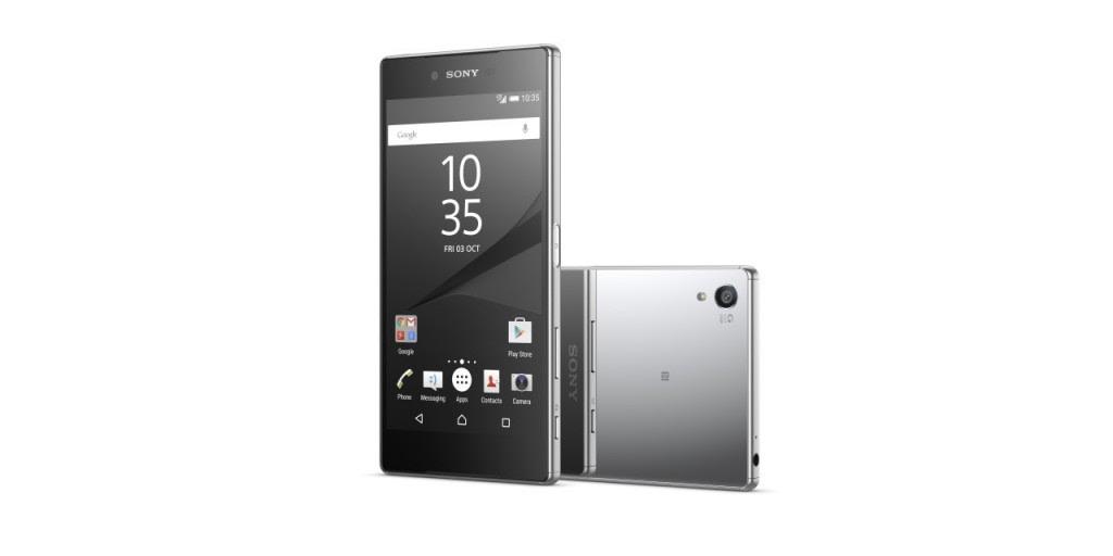 Smarphone 4K Xperia Z5 Premium de Sony