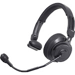 Audio Technica BPHS2S-UT Single-Ear Broadcast Headset Unterminated