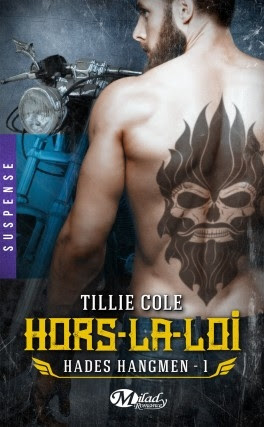 Couverture Hades Hangmen, tome 1 : Hors-la-loi