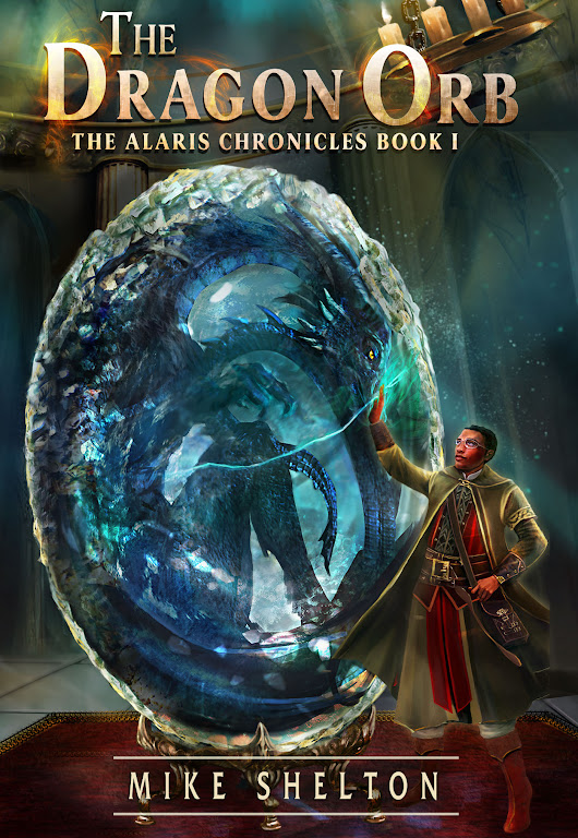 The Dragon Orb, a fantasy tween-teen novel