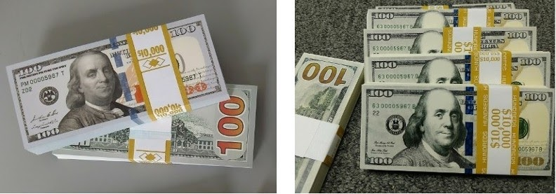 How To Make Fake Money That Looks Real Without A Printer ...