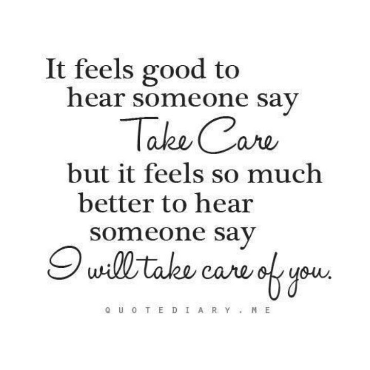 Quotes About Taking Care Of Relationships 15 Quotes