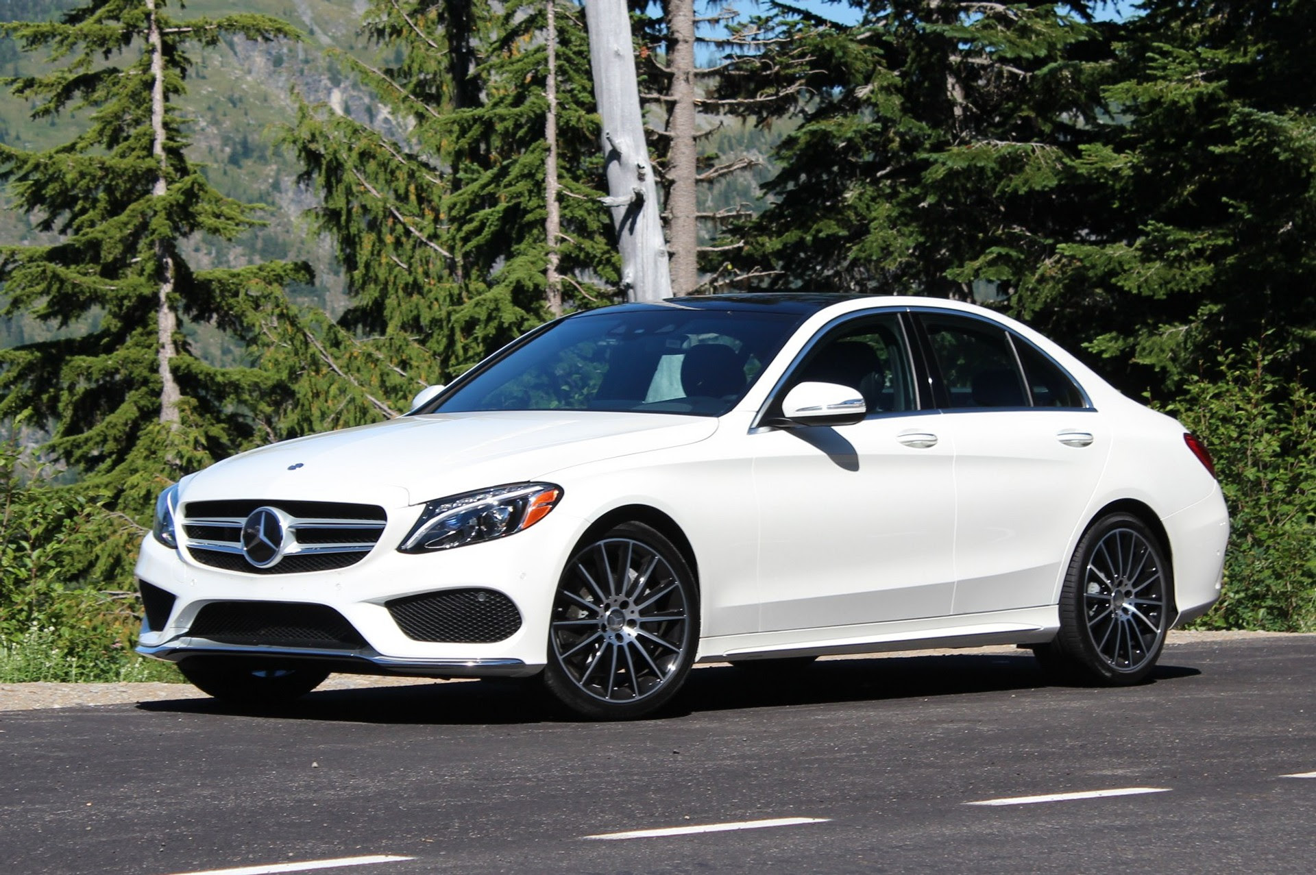 2015 Mercedes-Benz C Class Review, Ratings, Specs, Prices ...