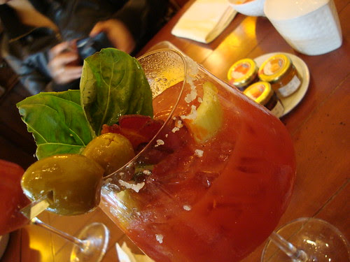 Square Meal Bloody Mary
