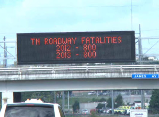 States Turn to Electronic Signs for Critical Safety Messages