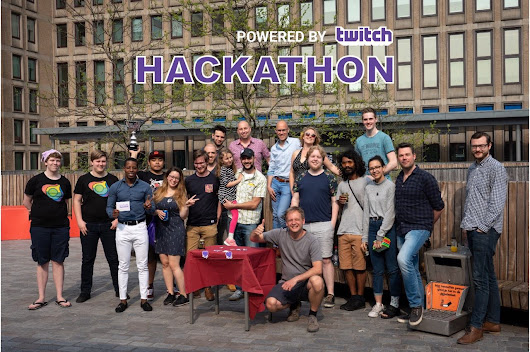 Noterik » QANDR used at Twitch Hackathon