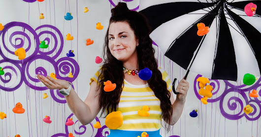 Evanescence's Amy Lee Details Kids Album 'Dream Too Much'