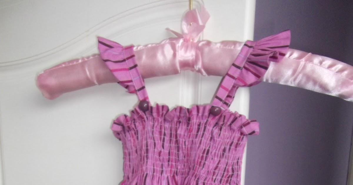 Mar Ian Makes Flutter Sleeves Shirred Dresses