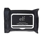e.l.f. Makeup Remover Cleansing Cloths - 2 Pack, Multicolor