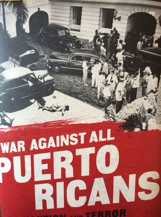 WAR AGAINST ALL PUERTO RICANS Earns 'Instant Classic' Status