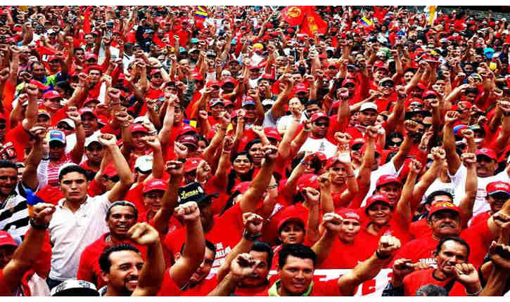 comunistas venezuela