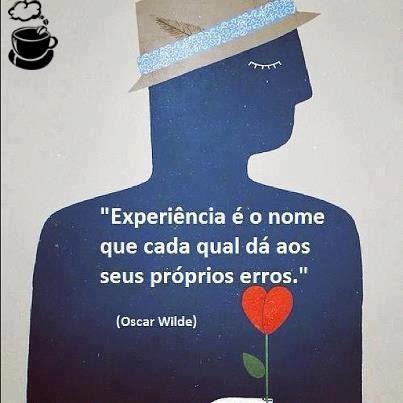 Experiência é