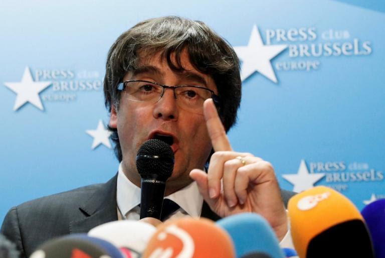 Στο Ευρωπαϊκό Δικαστήριο Ανθρώπινων Δικαιωμάτων ο Πουτζδεμόν | Newsit.gr